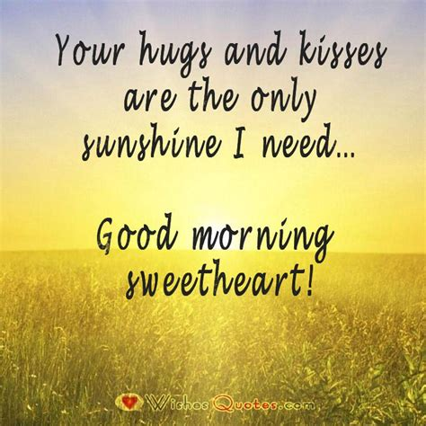 sweet and morning quotes and messages sweet morning messages for words