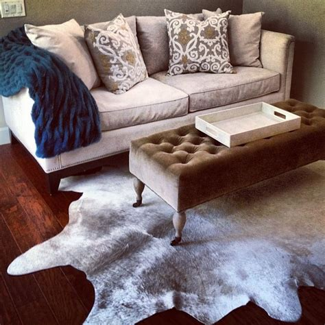 Cowhide Rug Los Angeles by 17 Best Images About College On