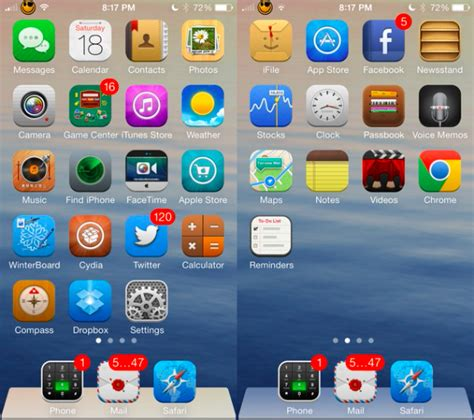 themes iphone 5 free download the 12 best ios 7 themes for iphone