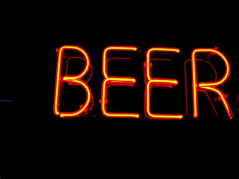neon light beer signs neon nation luke ighile iconology