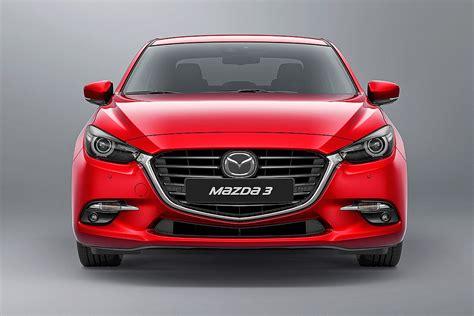 mazda u mazda3 facelift osvježenje i novi motor najave novosti