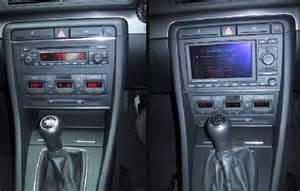 Audi A4 Stereo Upgrade A4 B6 Kaip Ideti Multimedija Navigacija Mazo Mago