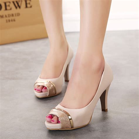 Sepatu Boots High Heels jenis sepatu untuk perempuan part 2