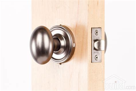 Weslock Door Knob by Weslock 600j Passage Door Knob Build