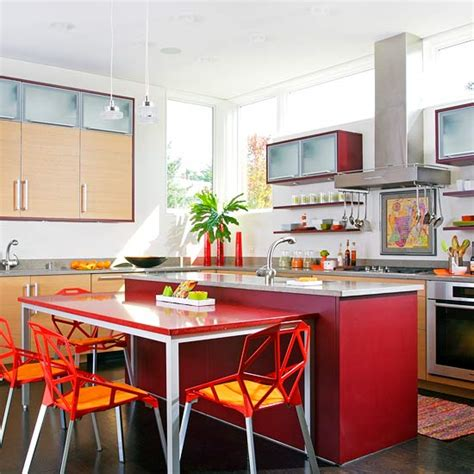 colorful kitchen islands colorful kitchen islands home interior and exterior design
