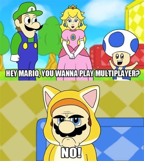 Mario Memes - grumpy cat mario super mario know your meme