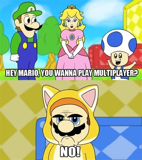 Super Mario Memes - grumpy cat mario super mario know your meme