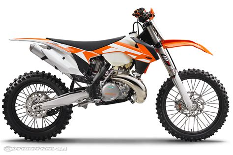 Ktm 250 To 300 Conversion 2016 Ktm Xc And Xc F Road Bikes Motorcycle Usa