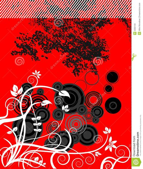 imagenes blanco y negro rojo fondo rojo negro y blanco fotos de archivo imagen 5305143