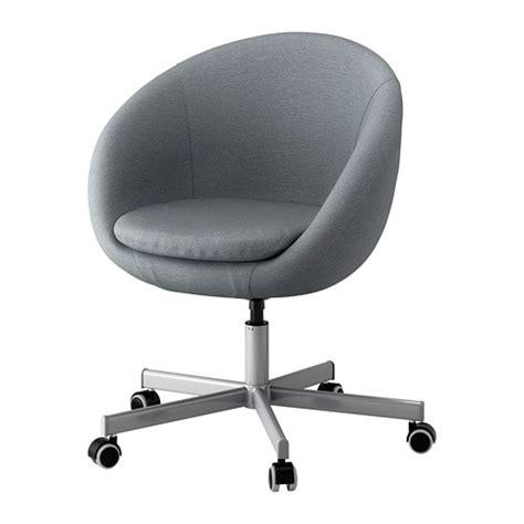 sedia studio ikea skruvsta sedia da ufficio vissle grigio ikea