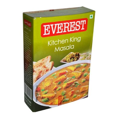 Kitchen King by Mutter Paneer Recipe From Everest Kitchen King Masala