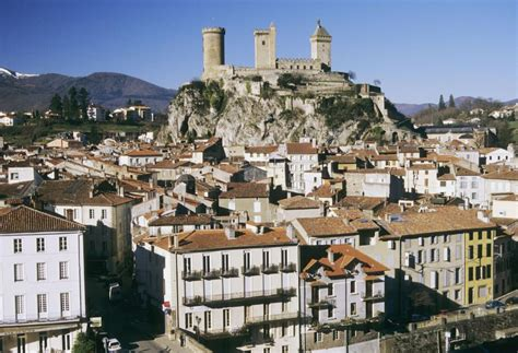 Styles Of Houses by Travel Guide Foix The Michelin Green Guide