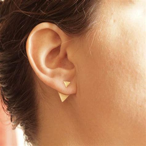 Ear Jackets the 25 best front back earrings ideas on