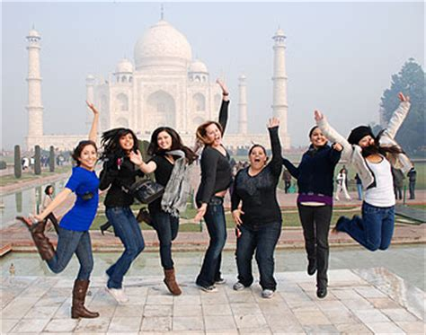 Pre Mba Eller by Eller Undergrads Spend Winter In India Eller