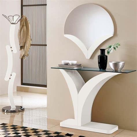 parete a specchio per ingresso specchio moderno per ingresso ventaglio arredaclick