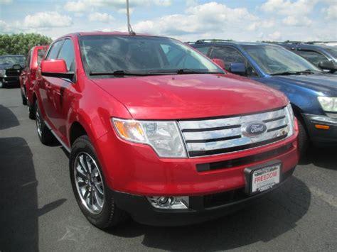 mclean ford pine plains ny used ford edge for sale carsforsale
