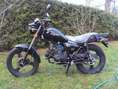 Motorrad 50 Ccm Hubraum by 50 Ccm Motorrad Znen Zn50 8 Vigor 902 Moped Bestes