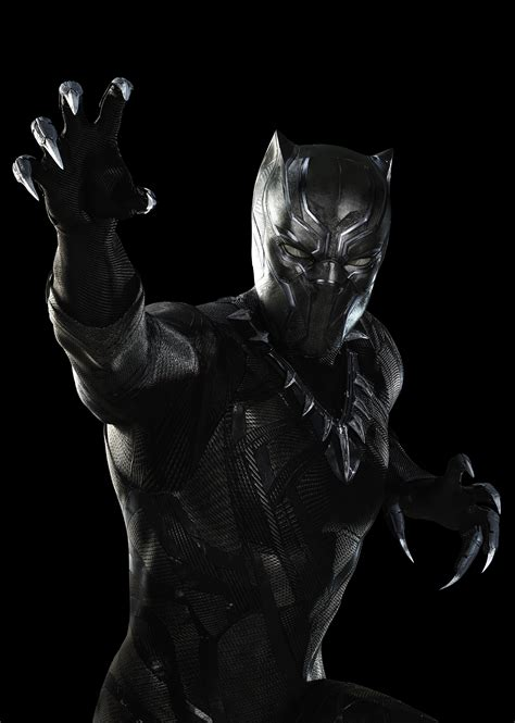 film marvel black panther captain america civil war reveals new black panther image