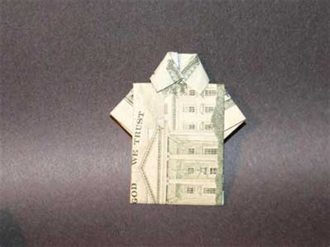 Pound Note Origami - origami folding how to make a money origami