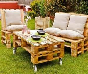 furniture ideas outdoor pallet furniture ideas