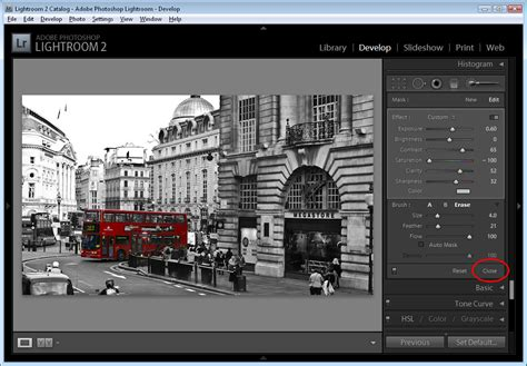 tutorial lightroom black and white highlight color effect in lightroom 171 projectwoman com