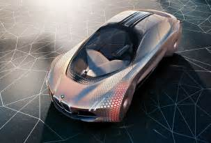 bmw vision next 100 concept car design