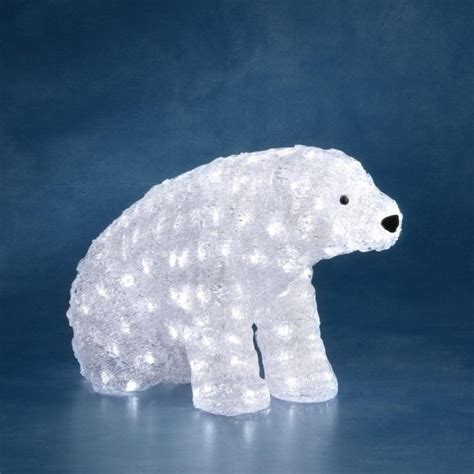 outdoor polar bear light led polar bear lights