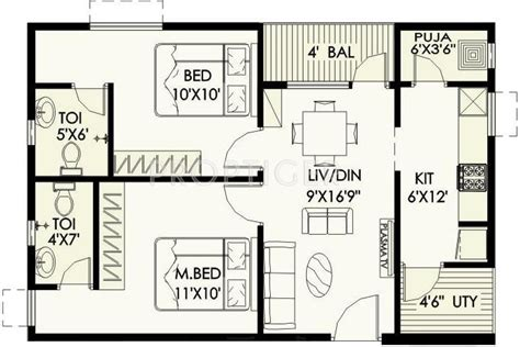 900 sq ft apartment floor plan 900 sq ft 2 bhk 2t apartment for sale in surya shakti