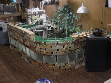 how to make an indoor fish pond dungen studeos pond