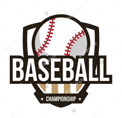 design a baseball logo for free 20 baseball logos free editable psd ai vector eps
