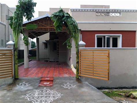 house front elevation designs  single floor