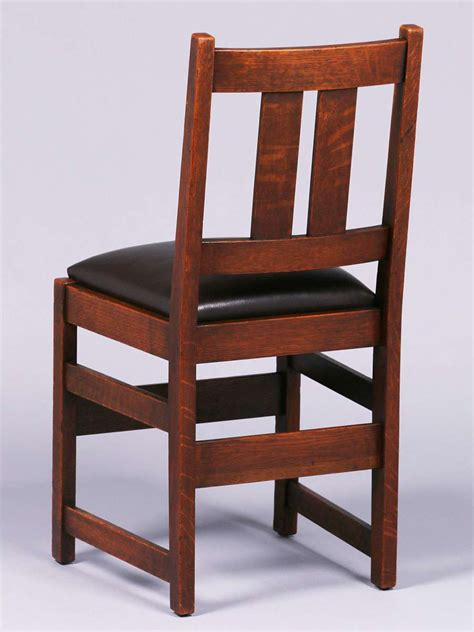 Stickley Dining Chair Set Of 4 L Jg Stickley Dining Chairs California Historical Design