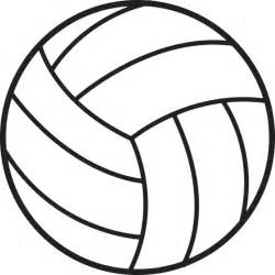 Download Volleyball PNG Images Transparent Gallery sketch template