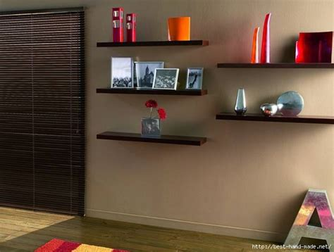 open wall shelves creative and modern interior decorating with open wall shelves