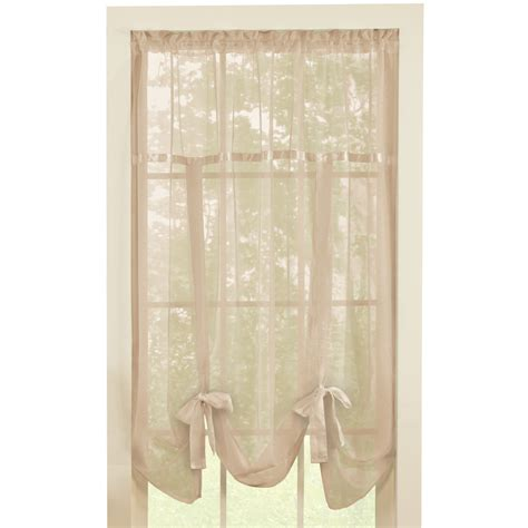 Tie Up Curtains Tie Up Curtains Forget Me Not Tie Up Shade Blackstone Tie Up Curtain Black United Kitchen