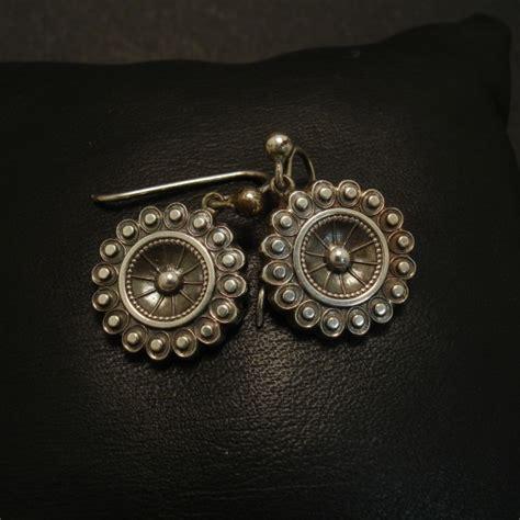 Handmade Silver Earrings Australia - earrings handmade silver christopher