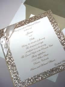glitter wedding invitation arabia weddings