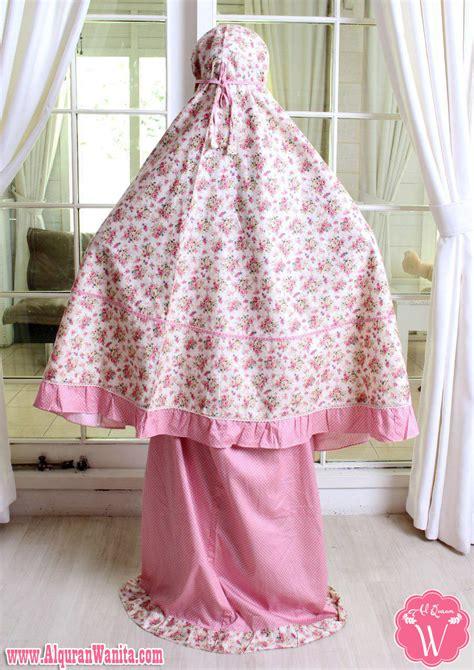 Mukena Katun 4 review mukena katun jepang prayer set zhafira pink al