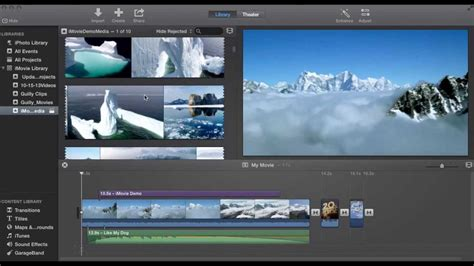 tutorial on imovie 10 0 8 imovie 10 0 tutorial with complete demo youtube