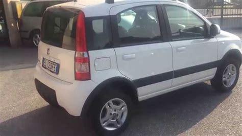 Fiat Panda Puts Osama Out Of Work by Fiat Panda 4x4 Climbing 1 3 Mtj Diesel Usata In Vendita A