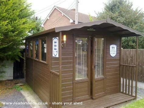 Sheds Shrewsbury by The Three Lions Pub Entertainment From Shrewsbury Owned