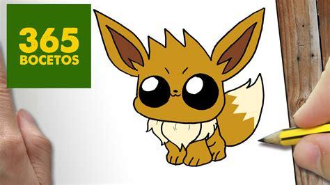 imagenes kawaiis de pokemon kawaii eevee