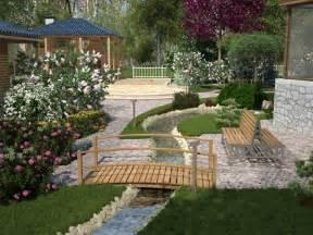 Outdoor unique garden backyard ideas creative backyard ideas with fantastic and fun theme