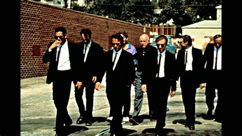 reservoir dogs song green bag reservoir dogs intro song