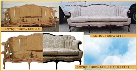 urfabric upholstery restoration