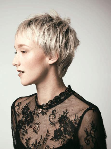 Aktuelle Haarfrisuren by Aktuelle Kurzhaarfrisuren Damen 2018