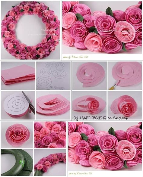 Tissue Paper Flowers Step By Step - 1000 ideas about tissue paper flowers on