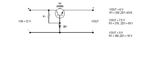 2n3055 transistor voltage converter with 2n3055 transistors electronic circuit