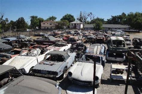 boat salvage near me cj pony parts junk yard autos post