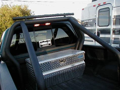 bed bars for trucks ford truck world roll bar for kc lights get it in